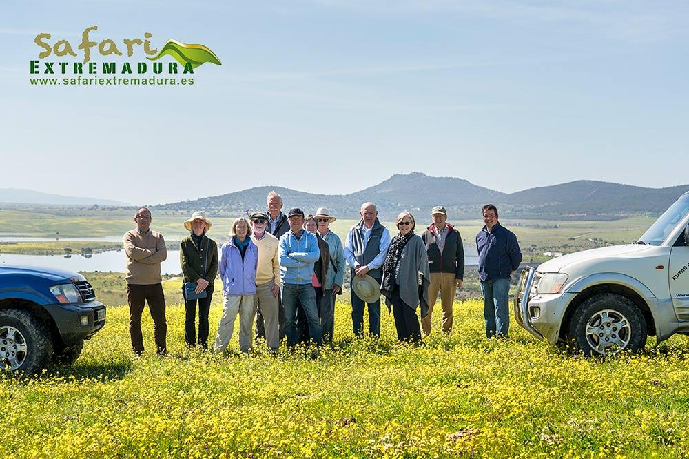 Safari del Queso. Safari Extremadura. Paisaje ovejas merinas. Torta del Casar